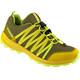 Dachstein Delta Pace GTX Shoes Men mud green/sulphur